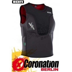 ION Vector Vest Comp 2018 Prallschutz Weste NZ Black
