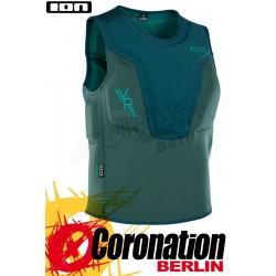 ION Vector Vest Comp 2018 Prallschutz Weste NZ Seaweed/Marine