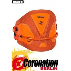 ION Apex 2018 Kite Waist Harness Hüft Trapez Black Phantom/Orange
