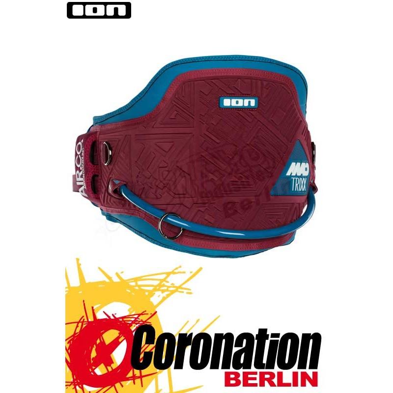 ION Madtrixx Grom 2018 Kite Waist Harness Hüft Trapez Airton Cozzolino sign