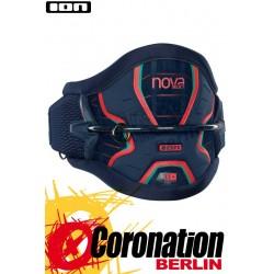 ION Nova Select 2018 Kite Waist Harness Woman Frauen Hüft Trapez Navy Blue/Bright Red