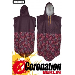 ION Poncho Red 2017