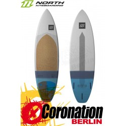 North Pro Wam 2018 Strapless Pure Surf Wave Kiteboard