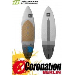 North Pro Session 2018 Allround Carving Wave Kiteboard