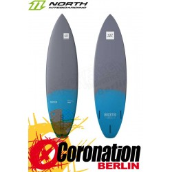 North Quest TT 2018 Wave Kiteboard Freeride Wave
