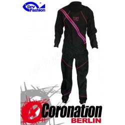 Dry Fashion Trockenanzug Profi-Sailing Regatta - Schwarz/Pink