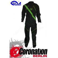Dry Fashion Trockenanzug Profi-Sailing Regatta black/Neon green