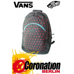Vans Reel Hearts Backpack Street & Freizeit Rucksack Red Dots