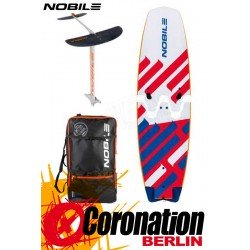 Nobile Infinity Split Foil 2018 Splitboard ALLROUND Package