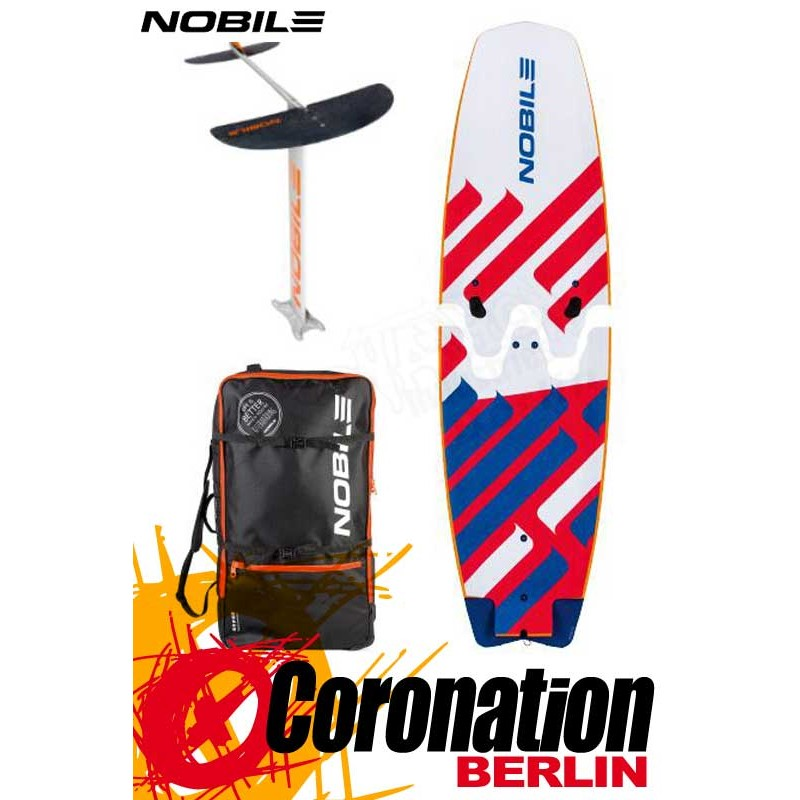Nobile Infinity Split Foil 2018 Splitboard Freeride Package
