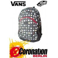 Vans Reel Hearts Backpack Street & Freizeit Rucksack Coloured Hearts