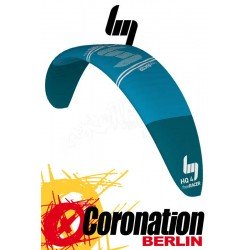 HQ4 FREERACER Foil Race All-Terrain Depower Softkite