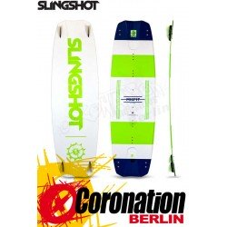 Slingshot Misfit 2018 Air Core All-Around Performance Freeride Kiteboard
