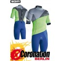 ION Strike Shorty SS 2,5 combinaison neoprène 2015 grey/lime