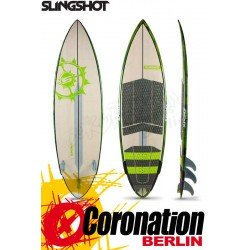 Slingshot Celeritas 2018 Classic All-Around Short Wave Kiteboard