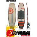 Slingshot Angry Swallow 2018 Modern All-Around Performance Wave Kiteboard