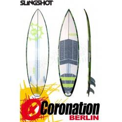 Slingshot Tyrant 2018 Serious Wave Kiteboard