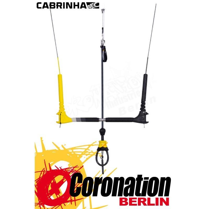 Kitesurfen 2018 Cabrinha Kite Bar Trimlite w Quickloop div