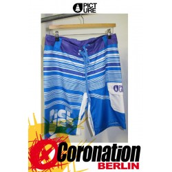 Picture Boardshort Railay Blue