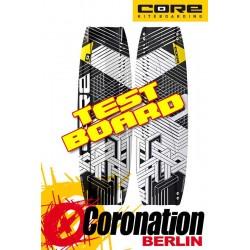 CORE Fusion 3 TEST Kiteboard 2018 komplett 139cm