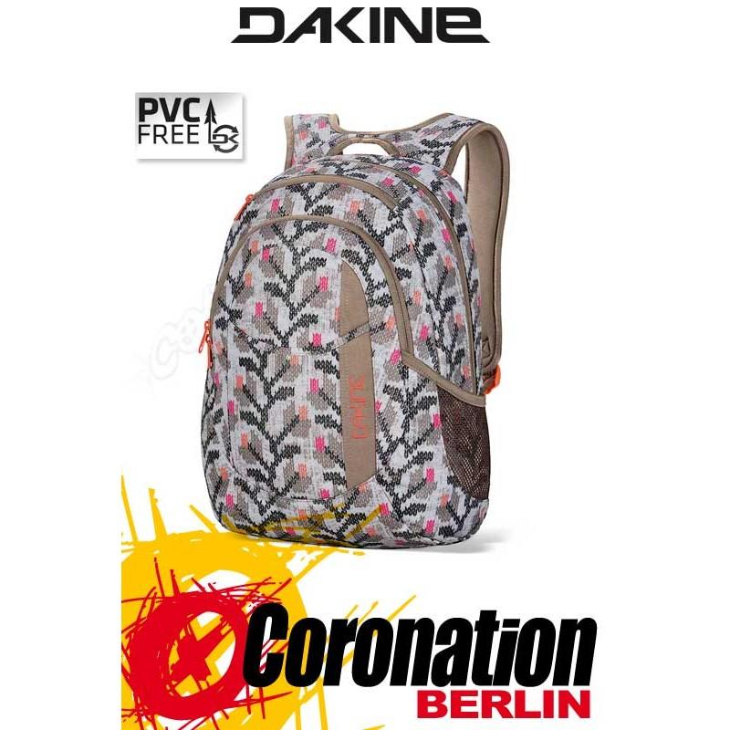 Dakine Garden Pack Girls Laptop-Sport-Schul & Freizeit Rucksack Knit Floral