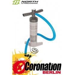 North Kite Pump Hose / Schlauch für Kitepumpe mit Adapter (Blau)