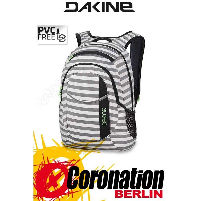 Dakine Garden Pack Girls Laptop-Sport-Rucksack Regatta Stripes