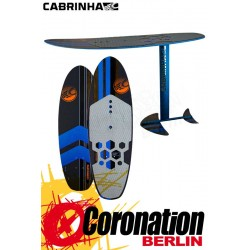 Cabrinha Double Agent Hydrofoil 2016/17 TEST Set second hand