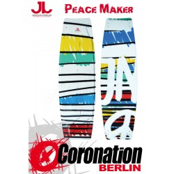 JN Peace Maker Kiteboard 136cm Freride Freestyle Twintip
