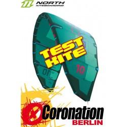 North Rebel 2017 TEST Kite 12m² gebraucht (Grün)