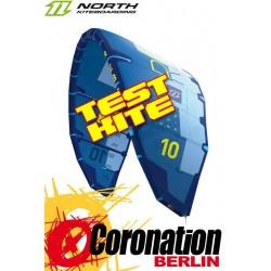 North Rebel 2017 TEST Kite 12m² gebraucht (Blau)