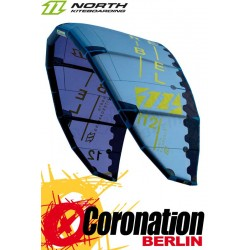 North Rebel 2016 TEST Kite 16m² flieder