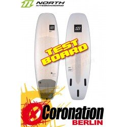 North Pro CSC 2017 TEST Wave-Kiteboard 5'5 inkl. Frontpads