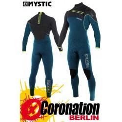 Mystic Drip Fullsuit front-zip 5/4 Neoprenanzug 2018 Teal Wetsuit