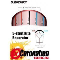 Slingshot RPM 2010 Leading Edge bladder Ersatzschlauch