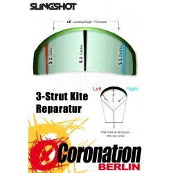 Slingshot Z Kite 2013 Strut Bladder SET