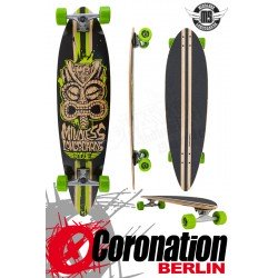 Mindless Rogue Tribal Longboard Pintail Cruiser