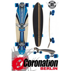 Mindless Corsair II Longboard Kicktail Cruiser