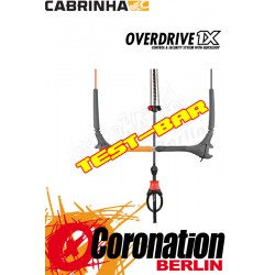Cabrinha Overdrive 1X occasion barre 2015