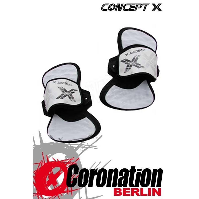 Concept-X Deluxe + Kiteboard Pads + Schlaufen Kombination