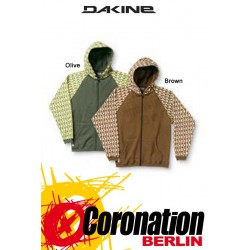 Dakine Box Print Zip Hoodie Black Kapuzen Jacke
