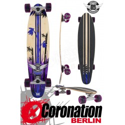 Mindless Raider II Longboard Kicktail Cruiser
