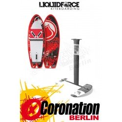 Liquid Force Rocket Foil 5.0 Kite-Foilboard Set 2017