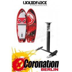 Liquid Force Rocket Foil TRUSTER Foilboard Set
