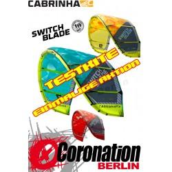 Cabrinha Switchblade 2015 Test Kite 8m²