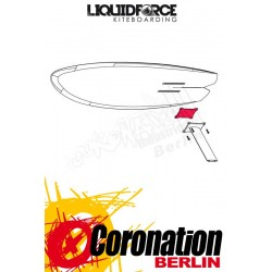 Liquid Force Kitefoil Mast transition plate