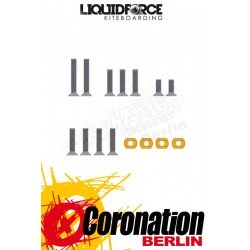 Liquid Force Foil complete hardware kit