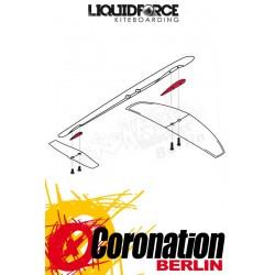 Liquid Force Thruster wing HD shim kit