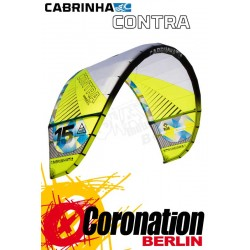 Cabrinha Contra 2014 Leichtwind Kite - 17m²