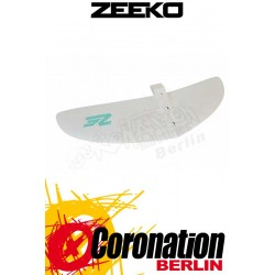 Zeeko Foil Speed Front Wing White & Green Kitefoil